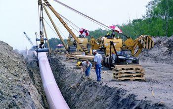 Construcţia gazoductului Iaşi-Ungheni – proiect de interes național