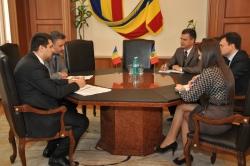 R. Moldova și România vor colabora pentru securizarea frontierelor externe ale Uniunii Europene