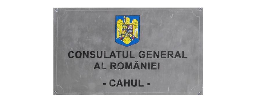 Consulatul General al României la Cahul: Informații utile pentru elevii și studenții admiși la studii