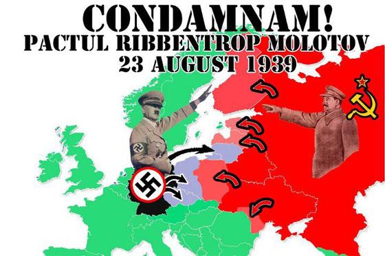 23 august, zi de doliu pentru România