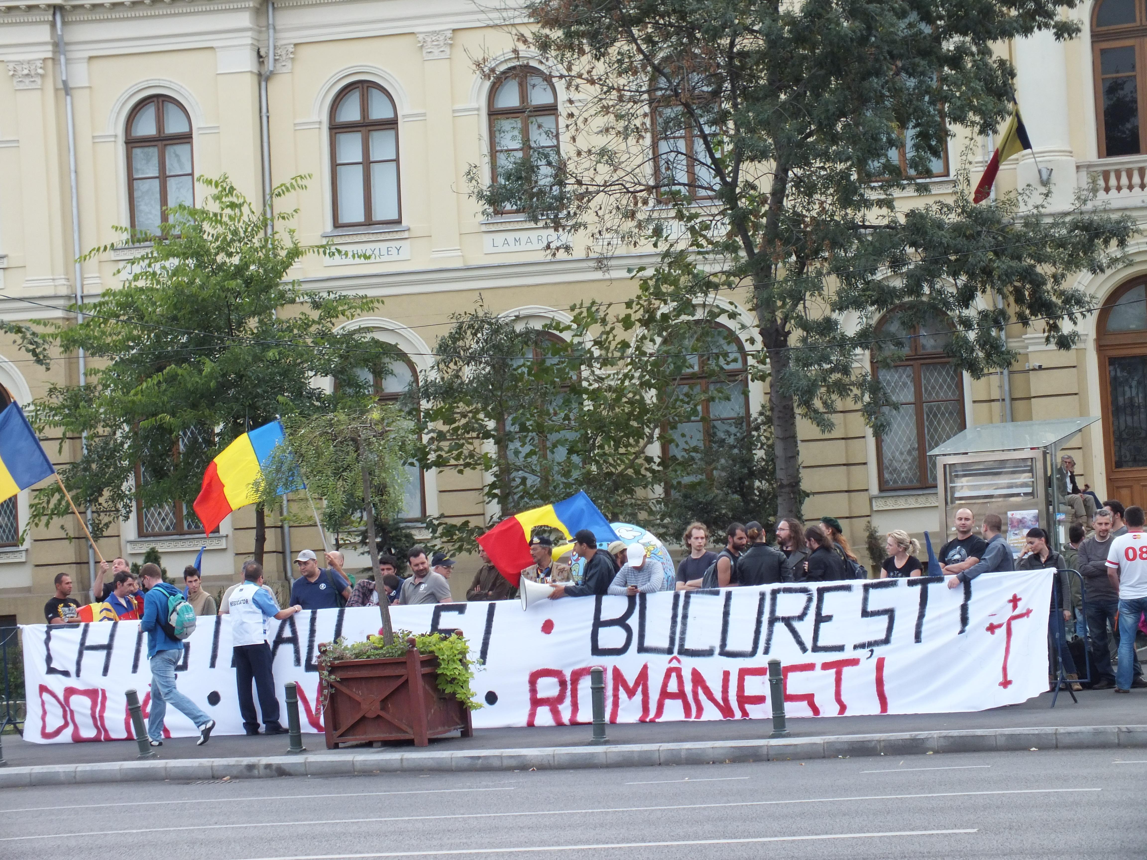 Chișinău și București – două inimi românești (Foto)