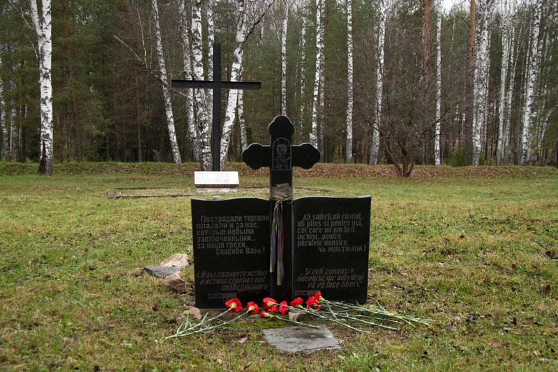 În Rusia a fost inaugurat un monument dedicat militarilor prizonieri români
