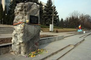 Astăzi se hotărăşte soarta pietrei comemorative din PMAN