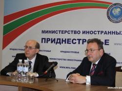 Gubarev: Acest document va sta la baza colaborării ulterioare cu Transnistria