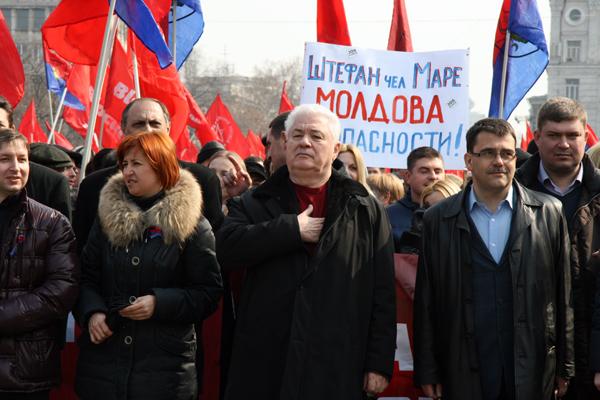 PDM și PLDM, din nou la masa negocierilor cu comuniștii