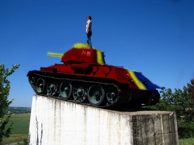 Rusia va recunoaşte Transnistria dacă…