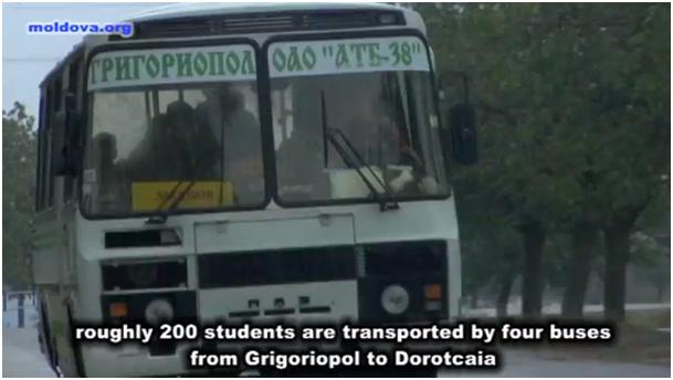 """Liceul """"Ştefan cel Mare"""" din Grigoriopol – școala din exil"""