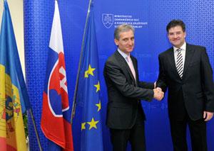 Slovacia va deschide o ambasadă la Chișinău în primăvara anului viitor