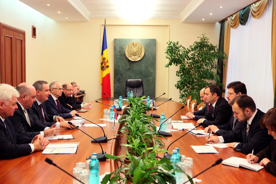 Rogozin, satisfăcut de relația dintre Rep. Moldova și Federația Rusă