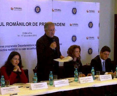 Românii din toate colțurile lumii, reuniți într-un forum
