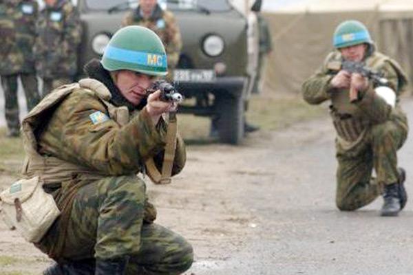 GOTR, parte a Districtului Militar Vest, a trecut în regim de cazarmă. Putin a ordonat mobilizarea armatei ruse