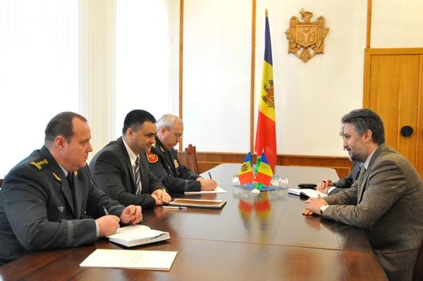 Rep. Moldova: colaborare cu România în domeniul militar