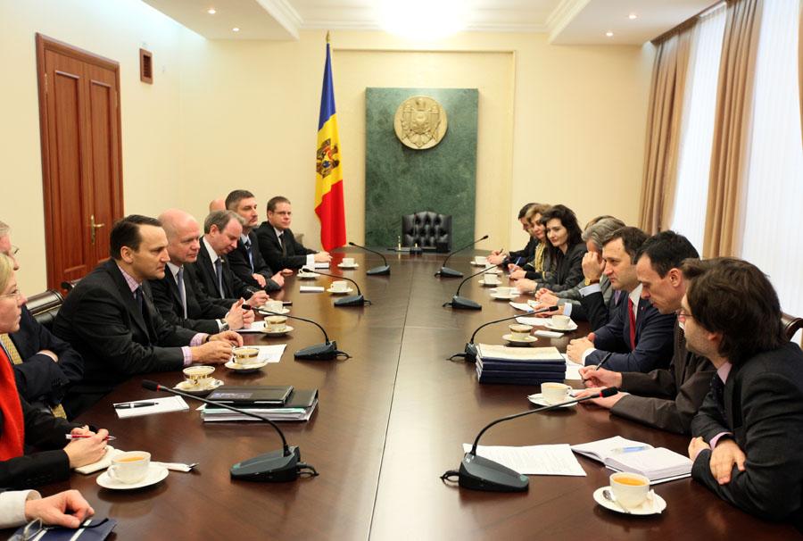Oficialii europeni insistă: R. Moldova, lider al Parteneriatului Estic