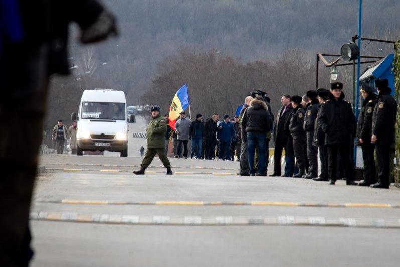 Nezavisimaia Gazeta: Transnistria se închide