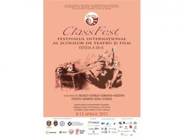 Cea de-a III-a ediție a Festivalului Internațional al Școlilor de Teatru și Film