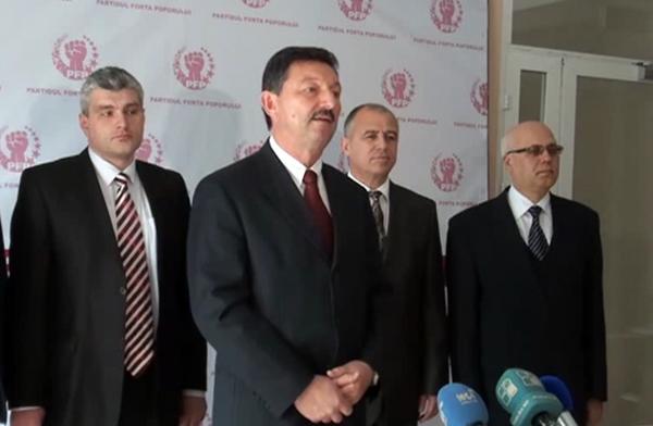 Un nou partid politic la Chişinău