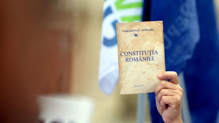 Unirea va fi reglementată și de Constituția României?