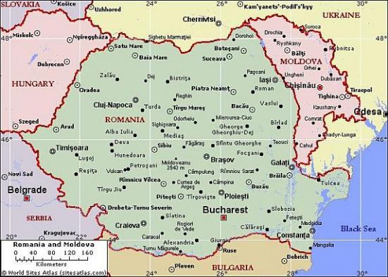 Partidul Conservator din România: Proiectul regionalizării să ia în calcul posibila unire cu Rep. Moldova