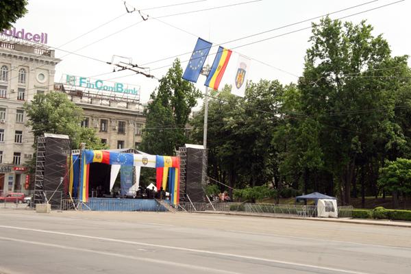 """Guvernul de la Chișinău, în """"contratimp"""" cu statele europene. Nu va sărbători pe 9 mai Ziua Europei, ci în altă zi"""