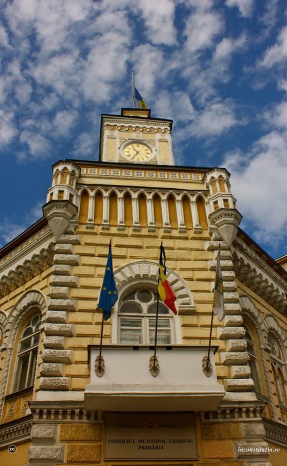 Primăria Chișinăului comemorează anexarea Basarabiei