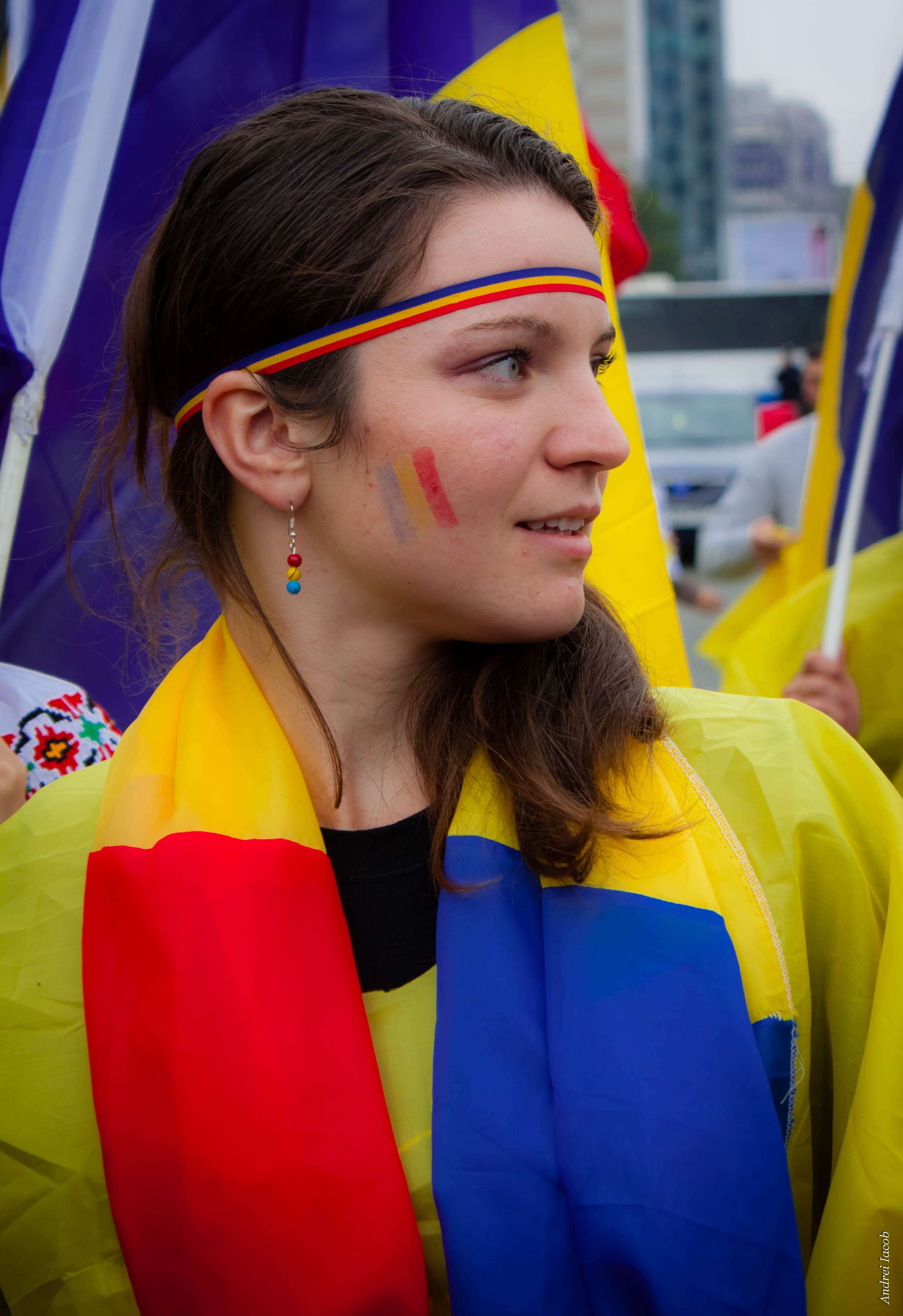 Voluntarul zilei: Doina Grosu