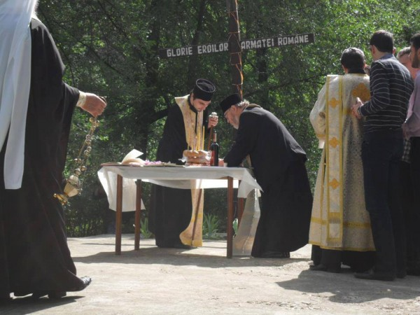 Înălțarea Domnului și zi de pomenire a eroilor neamului românesc