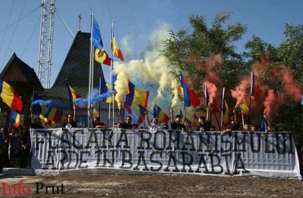 Dan Nicu: Rezistenţa românească va continua în Basarabia