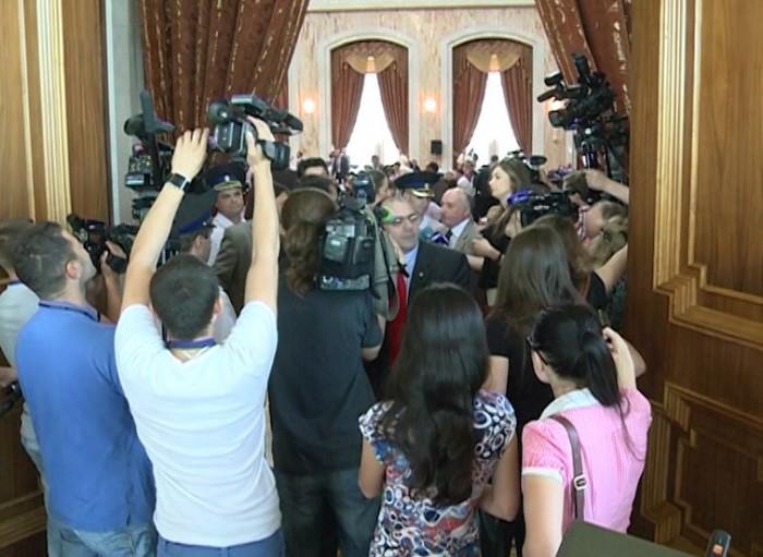 Parlamentul a adoptat o declaraţie cu privire la situaţia din regiunea transnistreană