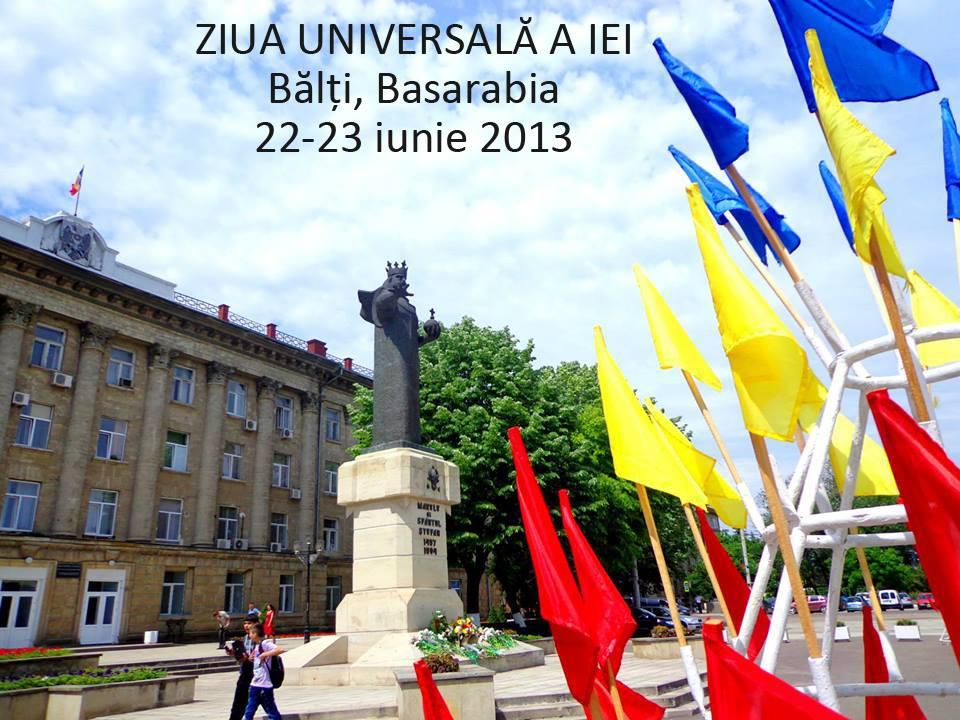 Acţiunea 2012 a sărbătorit Ziua Internaţională a Iei