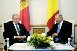 Traian Băsescu va efectua o vizită la Chișinău