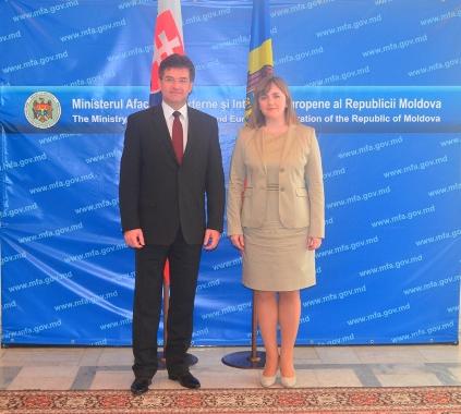 Slovacia va oferi ajutor financiar Republicii Moldova