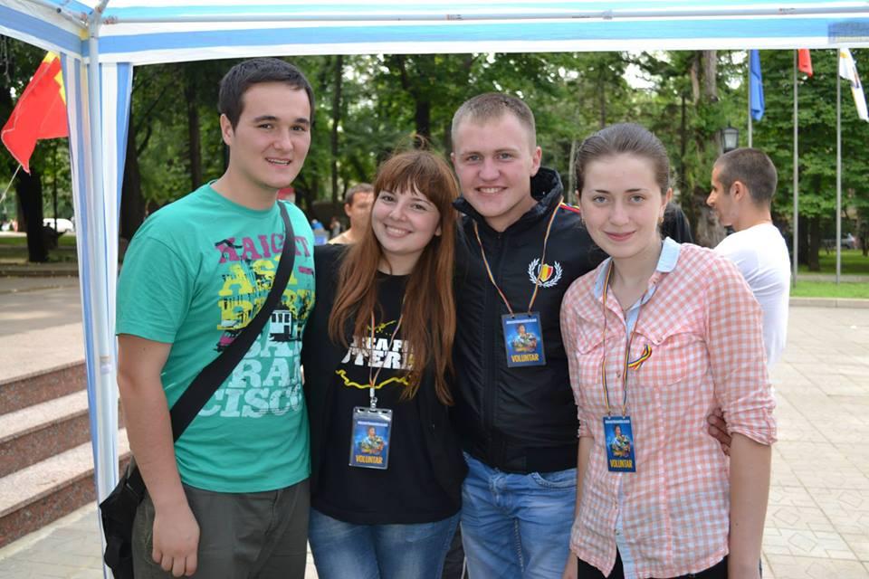 Voluntarul zilei: Cezara Cotogoi-Muscinschi