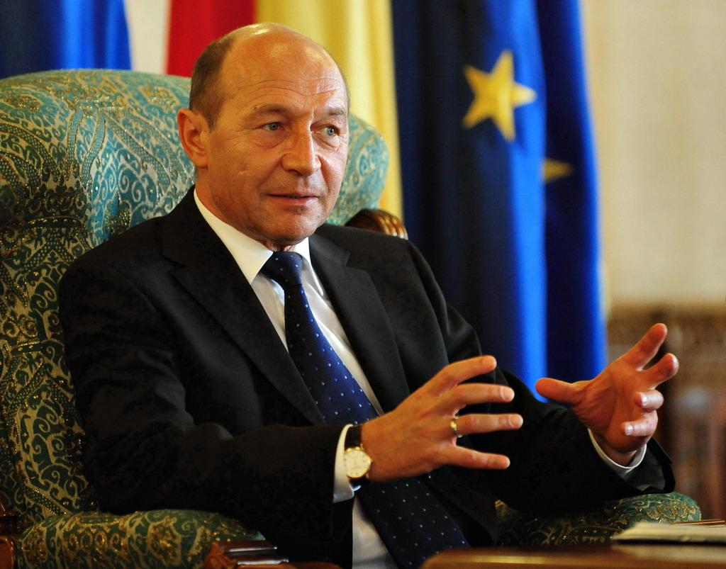 """Băsescu: """"Reunificarea se va întâmpla mult mai devreme"""""""