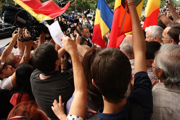"""Chirtoacă despre lucrurile făcute de Băsescu pentru ,,acest pământ chinuit de peste 200 de ani"""""""