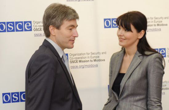 Carpov şi Ştanski se întâlnesc la Chişinău