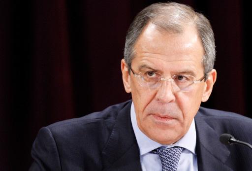 Serghei Lavrov în vizită la Chișinău