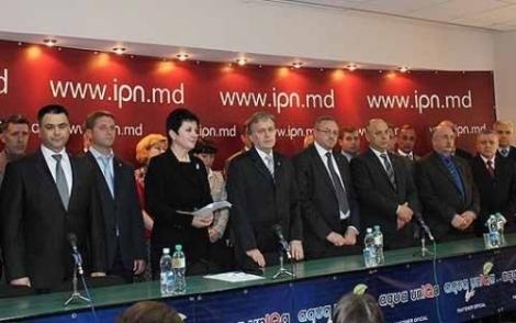 A apărut Partidul Liberal Reformator din Moldova