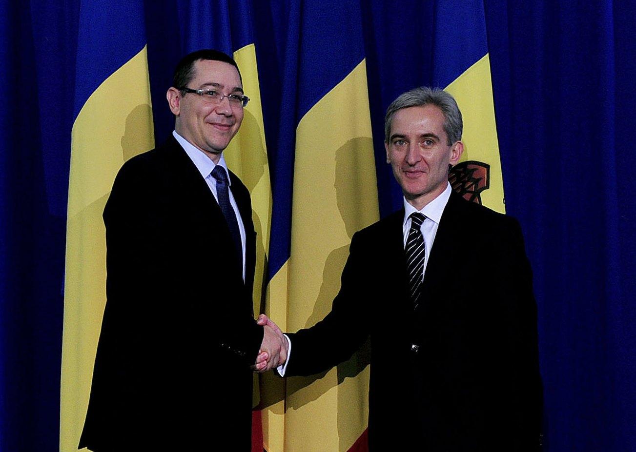 Victor Ponta şi Iurie Leancă se vor întâlni la ceas de seară