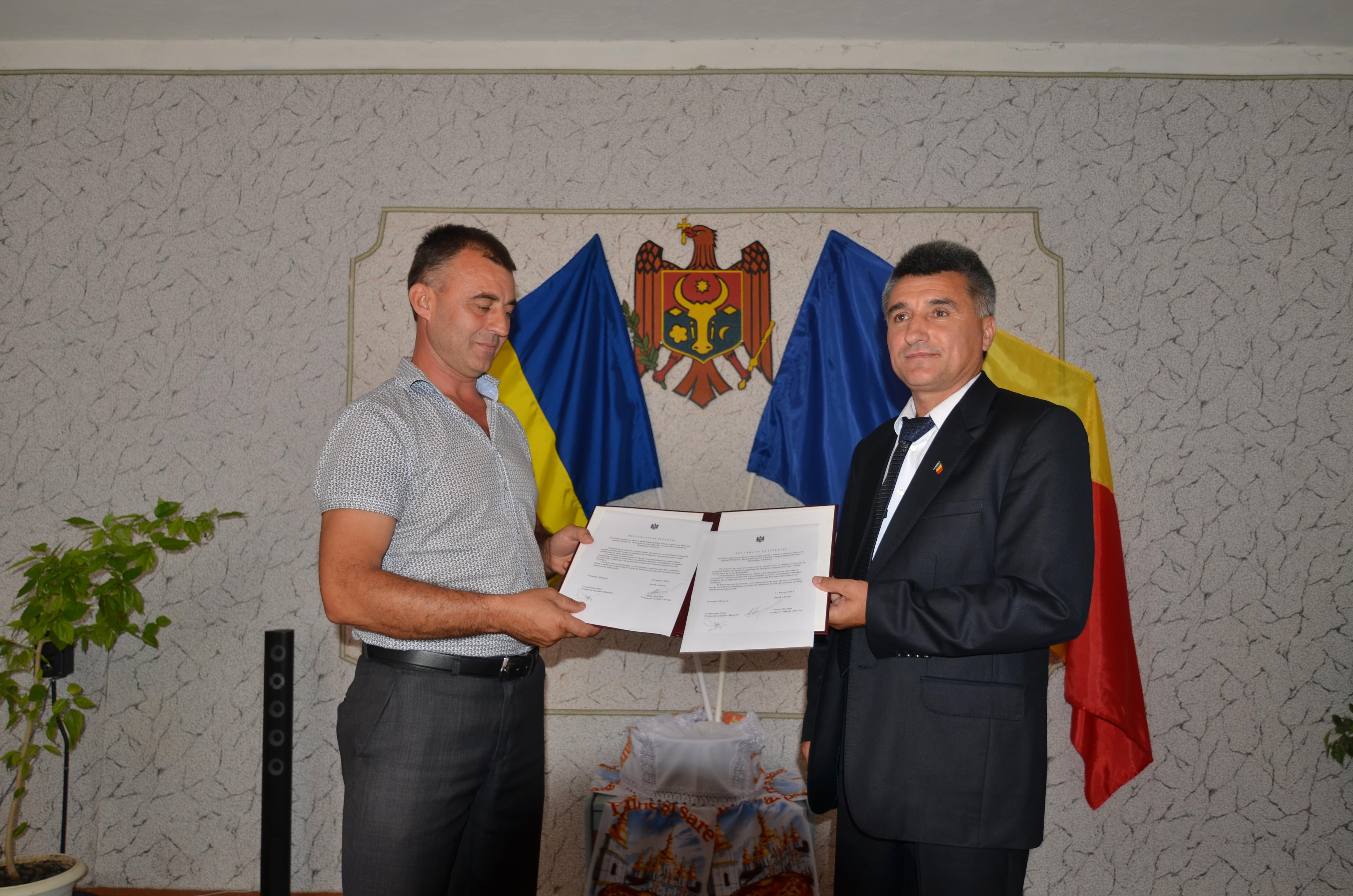 Acțiuni de apropiere între românii de pe ambele maluri ale Prutului