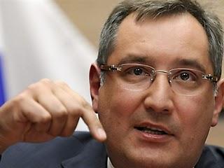 """Rogozin pune punctele pe """"I"""""""