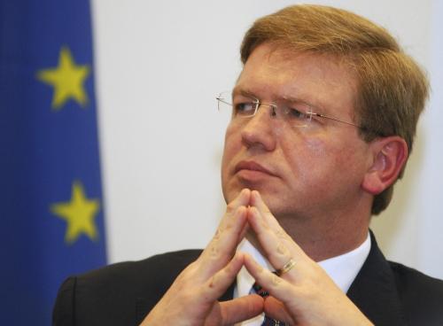 Declarația lui Füle referitoare la decizia Rusiei privind vinurile din Rep. Moldova