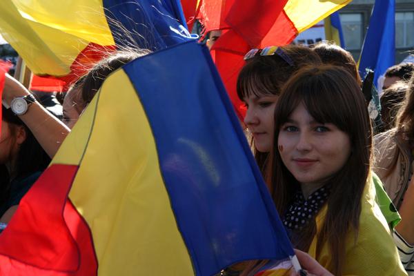 Românii de pretutindeni, sărbătoriți și la București