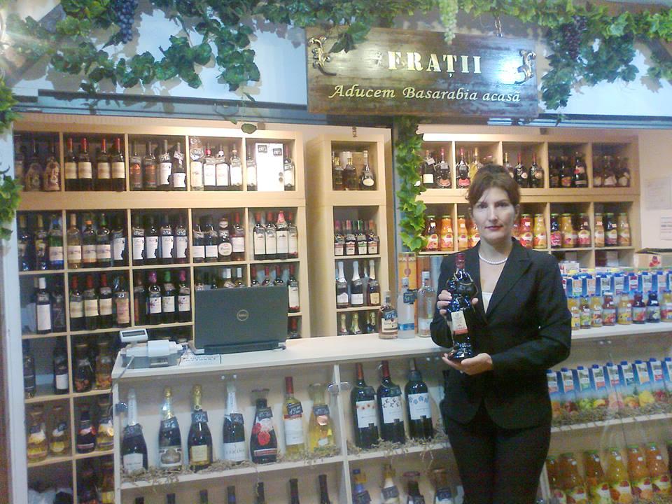 (FOTO) Vinuri din Republica Moldova în inima Bucureştiului