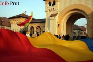 Alba Iulia, orașul Marii Uniri de la 1918, a adoptat o Declarație de Unire cu Republica Moldova