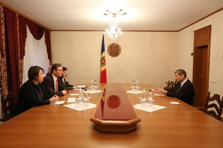 Cooperare între Rep. Moldova și Israel în domeniile culturii, educației și agriculturii