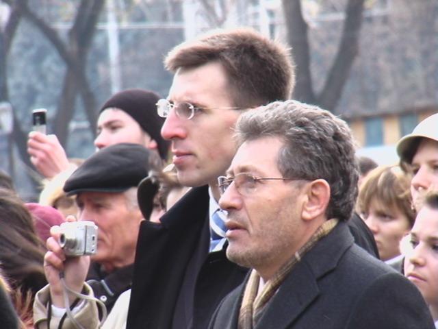 Mai 2014: Dorin Chirtoacă sau Mihai Ghimpu în fruntea PL?