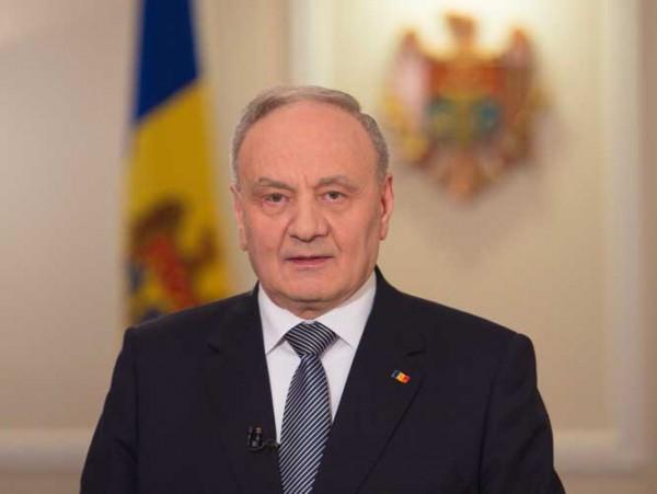 Președintele Timofti salută opțiunea preponderent proeuropeană a electoratului