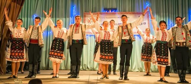 """,,La șezătoare"""" în Voloca, regiunea Cernăuți"""