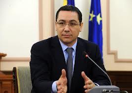 Ponta despre liberalizarea regimului de vize pentru cetățenii Rep. Moldova