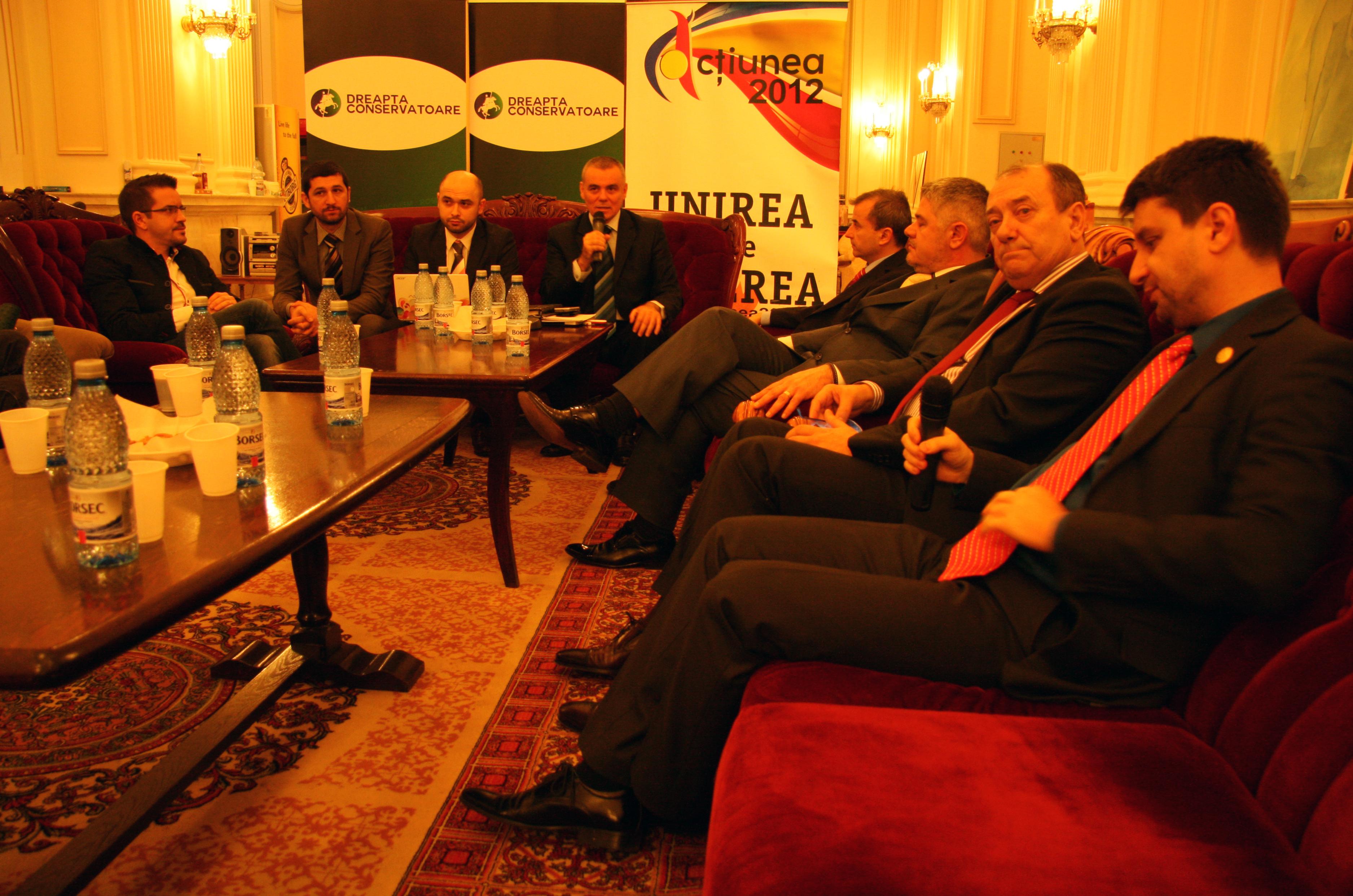 Parlamentari ai României: Reunificarea trebuie urgentată